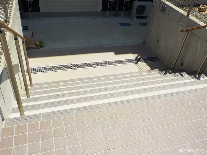 階段設置工