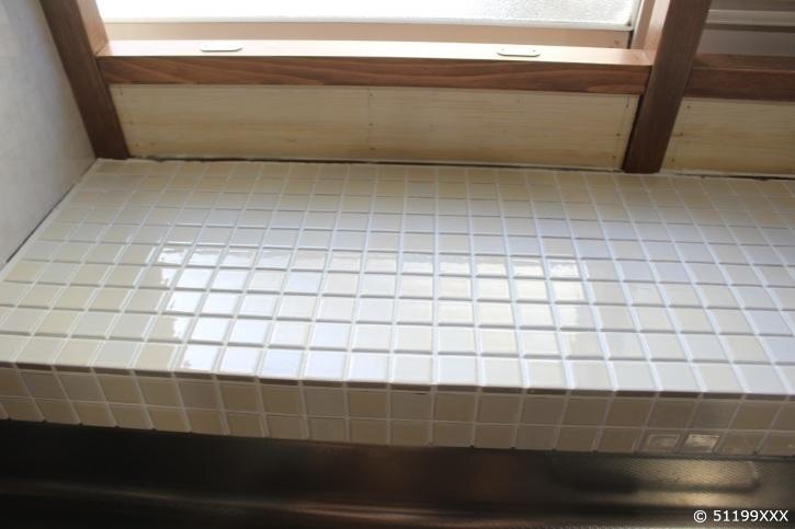 キッチン出窓のリフォーム